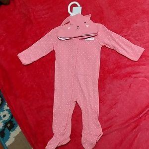 6 month onesie